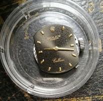 Rolex cal. 6620 in-house manufaktúra Svájci szerkezet - hibátlan, zafírral