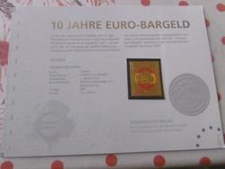 Arany bélyeg Németország  Spanyol emlékbélyeg