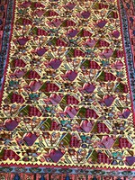 Különleges Iráni Kelim Szőnyeg akár Vidám Gyerekszobába 190x285cm
