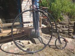Velocipéd eladó kb. 185 cm magas kerékpárosnak ideális
