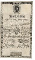 5 forint / gulden 1806 Ritka 3.