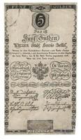 5 forint / gulden 1806 Ritka 1.