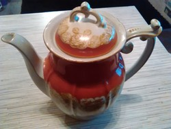 Oscar Schlegelmil porcelán tea kiöntő