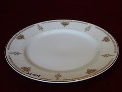 Festival olasz porcelán süteményes tányér, 20 cm átmérővel.
