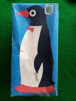 Retro távirányítós pingvin. Szovjet import....Működik.