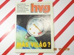 HVG újság XVI.évfolyam 1. (658.) szám - 1992 január 4.