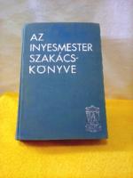 AZ INYESMESTER SZAKÁCSKÖNYVE 1932 évi kiadás