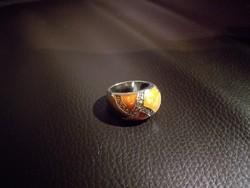 Ezüst gyűrű 9,9g