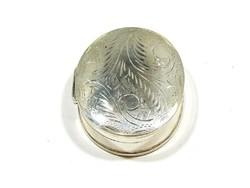Ezüst szelence (Kecs-Ag83499)