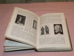 KÖNYV: 1906-OS KIADÁSÚ REINACH SALAMON: A MŰVÉSZET KIS TÜKRE