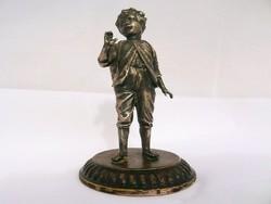 Szenes Fiú szobor miniatúra