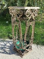 Egyedi bronz esernyotarto