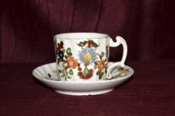 Családi pecsétes Zsolnay kávés szett  ( DBZ 0061 )