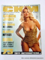 2000 november  /  CKM  /  Régi ÚJSÁGOK KÉPREGÉNYEK MAGAZINOK Szs.:  8410