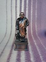 Saigo Takamori, az utolsó igazi szamuráj szobor