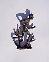 Carlo Balljana olasz szobrász 1976-os munkája