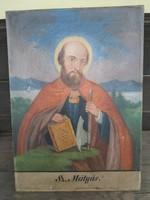 Antik szent Mátyás olajfastmèny