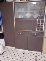 Retro konyhabútor , konyha szekrény eladó!
