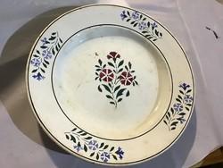 Régi osztrák tányér