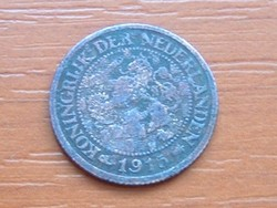 HOLLAND 1 CENT 1915 #