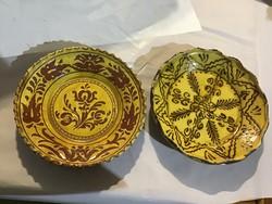 Tuskevari tányérok