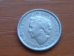HOLLAND 25 CENT 1948 #