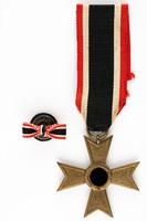 Kriegsverdienstkreuz II. Klasse Ohne Schwertern - Jelöletlen