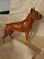 Kutya szobor goebel