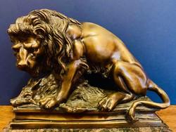 Az oroszlán zsákmánya