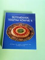 Sütemények, tészták könyve II.