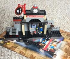 Lego Harry P. Hogwarts Express Állomás szép állapotban + Lego maradékok gyüjteményből.