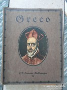 10 antik képes album festészet Greco Dürer Tiziano Raffaello