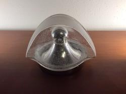 Retro space age fali lámpa gyönyörű állapotban a 70-es évekből