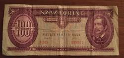 1993-as 100 Ft-os bankjegy