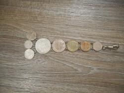 """1 Forintról kopejka """"füzér"""""""