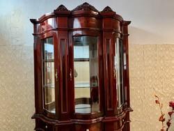Neobarokk tálaló szekrény beépített fénnyel!