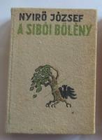 Nyírő József: A sibói bölény I-II./ Halina kötés / 1937