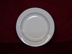 Stella német porcelán 96120 BISCHBERG süteményes tányér, 19,6 cm. átmérővel.