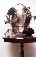 Karl Heinke mélytengeri búvársisak replika eladó nagyméret