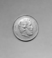 Ezüst Kossuth Öt Forint 1947