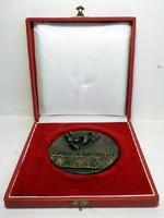 Ifjú népművész díj - plakett - Csíkszentmihályi