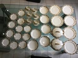 Limoges antik porcelán készlet