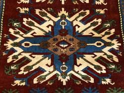 Chelaberd  - Adler Kazak Kézicsomzású Antik Szőnyeg 150x200cm