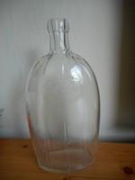 Dietrich-Gottschlig (Dit-Gott) régi likőrös üveg