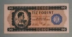 1946os 10 Forint. Képeken jól látható állapotban. Javított. Kérem ennek tudatában licitáljon.