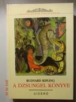 Rudyard Kipling: A dzsungel könyve - mesekönyv Szántó Piroska rajzaival
