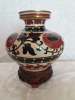 Rekeszzománcos kínai váza
