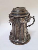 Antik ezüst persely Bécs, 1833
