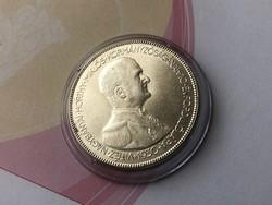 1930 Horthy ezüst 5 pengő,verdefényes darab,így nagyon ritka!!