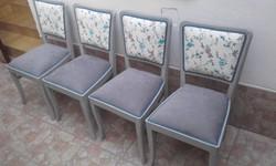 Provance. Vintage székek.